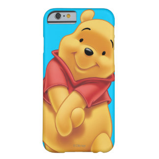 Winnie the Pooh 13 Barely There iPhone 6 Case