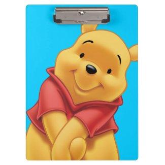Winnie the Pooh 13 Clipboard