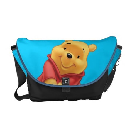 Winnie The Pooh 13 Courier Bag