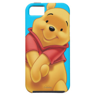 Winnie the Pooh 13 iPhone 5 Case-Mate Carcasa