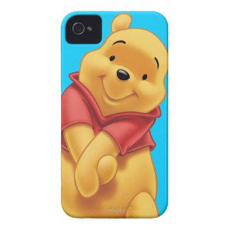 Winnie the Pooh 13 iPhone 4 Case-Mate Coberturas