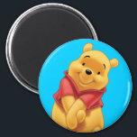 "Winnie the Pooh 13 Magnet<br><div class=""desc"">Pooh</div>"