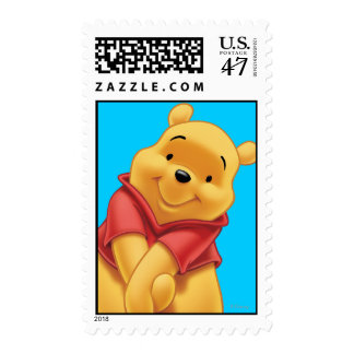 Winnie the Pooh 13 Sellos