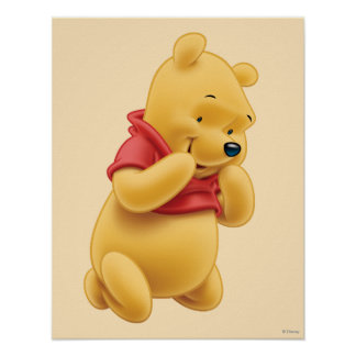 Winnie the Pooh 14 Póster