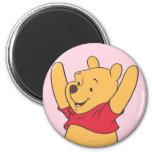 Winnie the Pooh 15 Imán Redondo 5 Cm