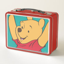 Winnie the Pooh 15 Metal Lunch Box