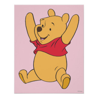 Winnie the Pooh 15 Poster