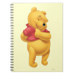 Winnie the Pooh 16 Notebook