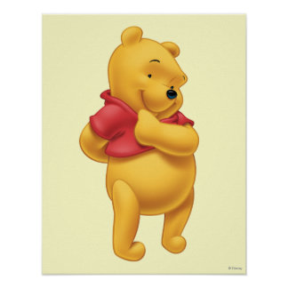 Winnie the Pooh 16 Póster