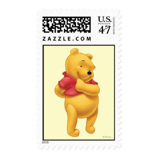 Winnie the Pooh 16 Sello Postal