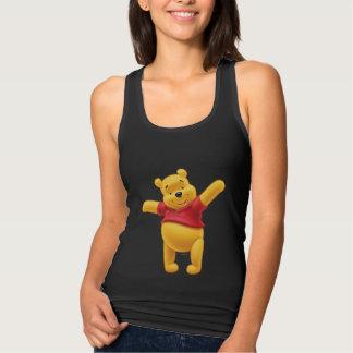 Winnie the Pooh 1 Playera De Tirantes Cruzados