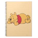 Winnie the Pooh 2 Libretas Espirales