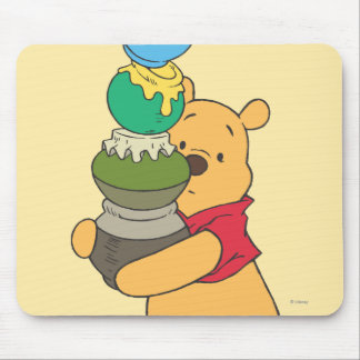 Winnie the Pooh 3 Mouse Pad