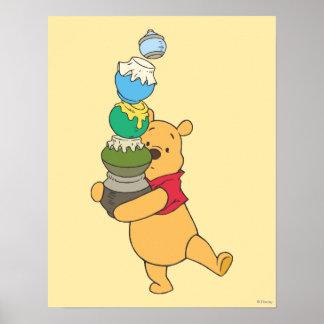 Winnie the Pooh 3 Póster