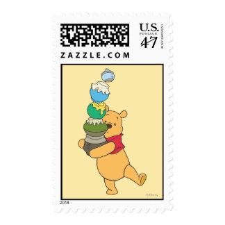 Winnie the Pooh 3 Sellos