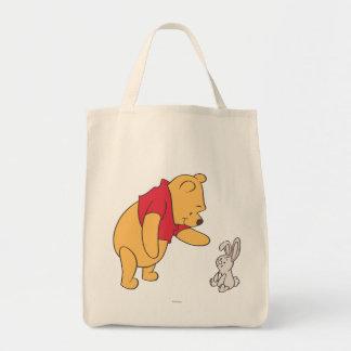 Winnie the Pooh 5 Bolsa Tela Para La Compra