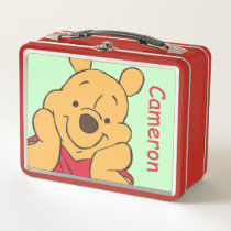 Winnie the Pooh 6 Metal Lunch Box
