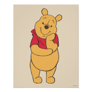 Winnie the Pooh 6 Poster