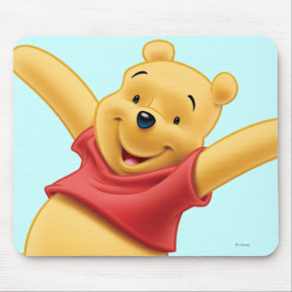 Winnie the Pooh 7 Mouse Pad