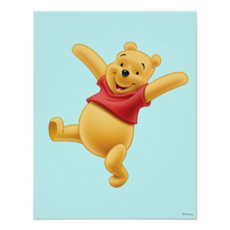 Winnie the Pooh 7 Póster