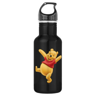 Winnie the Pooh 7 Stainless Steel Water Bottle