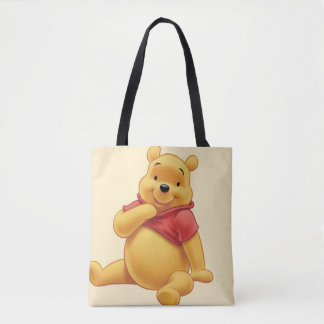 Winnie the Pooh 8 Bolsa De Tela
