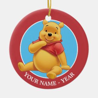 Winnie the Pooh 8 Ceramic Ornament