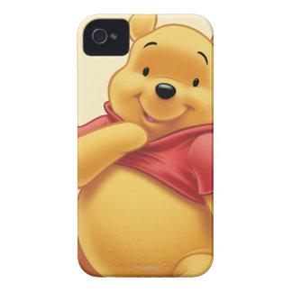 Winnie the Pooh 8 iPhone 4 Case-Mate Cobertura