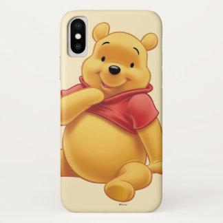 Winnie the Pooh 8 iPhone X Case