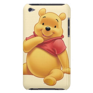 Winnie the Pooh 8 iPod Touch Covers
