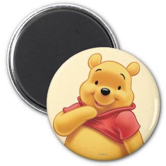Winnie the Pooh 8 Magnet