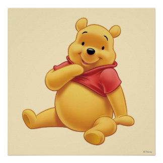 Winnie the Pooh 8 Poster