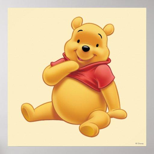 Winnie the Pooh 8 Póster