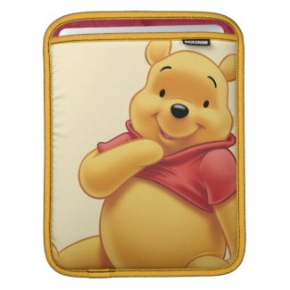 Winnie the Pooh 8 Sleeve For iPads