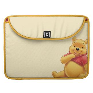 Winnie the Pooh 8 Sleeve For MacBooks