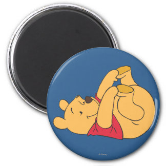 Winnie the Pooh 9 Magnet