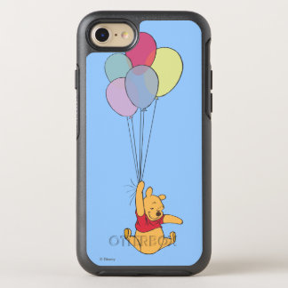 Winnie the Pooh and Balloons 2 OtterBox Symmetry iPhone 8/7 Case