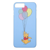 Winnie the Pooh and Balloons iPhone 7 Plus Case