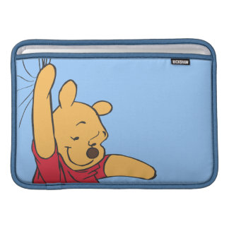 Winnie the Pooh and Balloons MacBook Sleeve