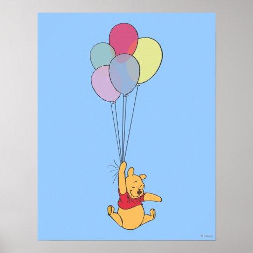 winnie pooh ballon