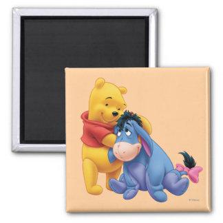 Winnie the Pooh and Eeyore Magnet