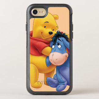 Winnie the Pooh and Eeyore OtterBox Symmetry iPhone 8/7 Case