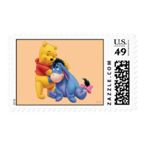 Winnie the Pooh and Eeyore Postage