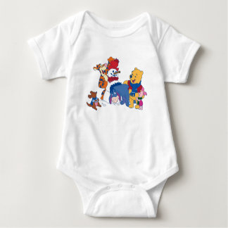 Winnie  the Pooh and Friends Baby Bodysuit