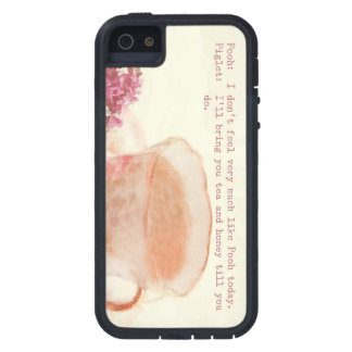 Winnie the Pooh and Tea iPhone SE/5/5s Case