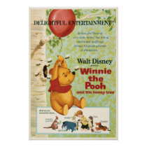 Winnie the Pooh and the Honey Tree | Movie Poster