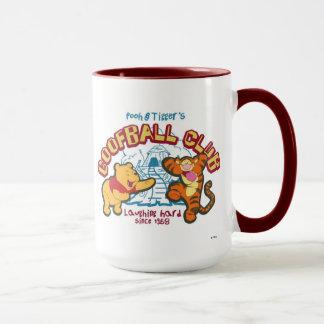 Winnie the Pooh and Tiggers Goofball Club Mug