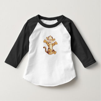 Winnie The Pooh Baby Tigger Sitting T-shirt