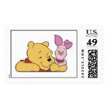 Winnie the Pooh bah y cochinillo junto