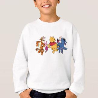 Winnie the Pooh Crew Sweatshirt